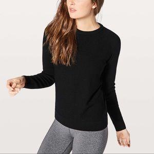 NWT LuLuLemon Simply Wool Sweater sz 8 ✨